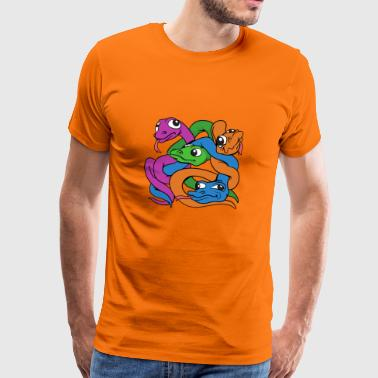 ormar - Premium-T-shirt herr