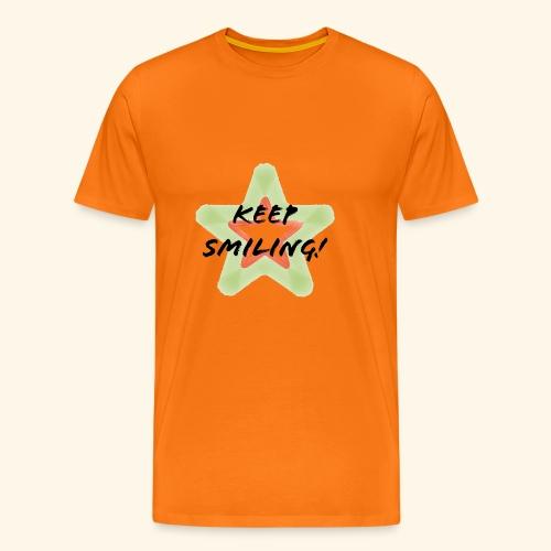 Lachen! - Männer Premium T-Shirt