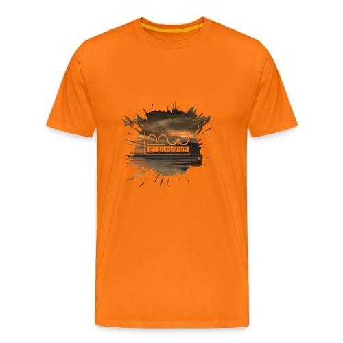 Men's shirt Splatter - Men's Premium T-Shirt