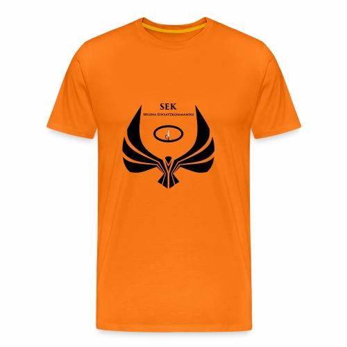 Shisha Einsatzkommando - Männer Premium T-Shirt