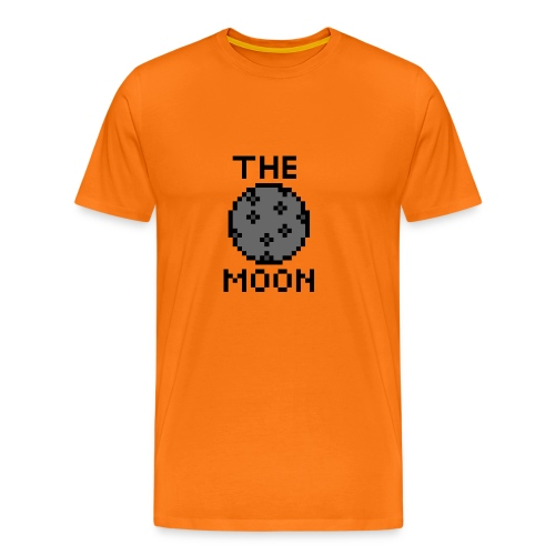 The Moon - Männer Premium T-Shirt