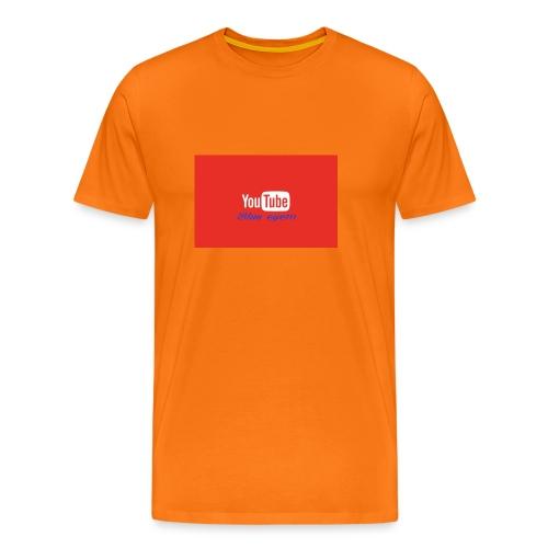 1478968410010 - Men's Premium T-Shirt