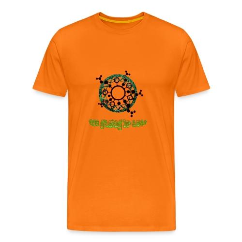 Gourde TGD - T-shirt Premium Homme