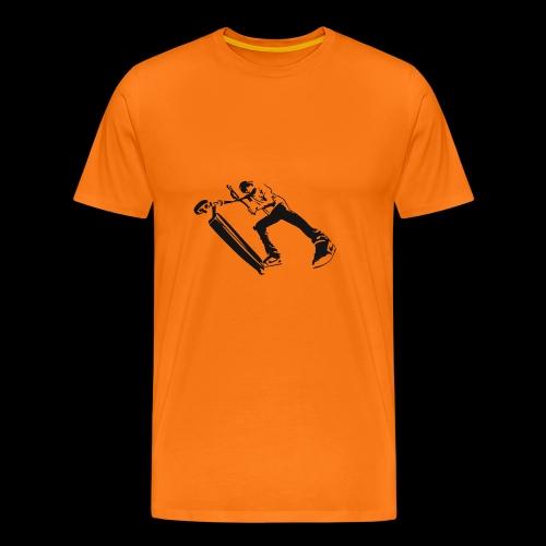 Trot freestyle français - T-shirt Premium Homme