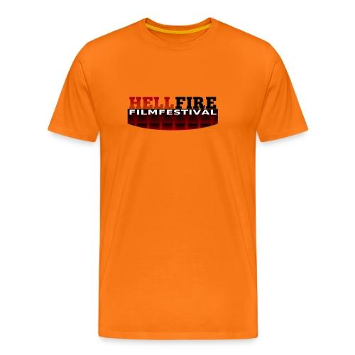 Hellfire Film Festival logo - Men's Premium T-Shirt