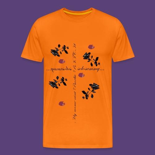 name_aint_barbie - Mannen Premium T-shirt