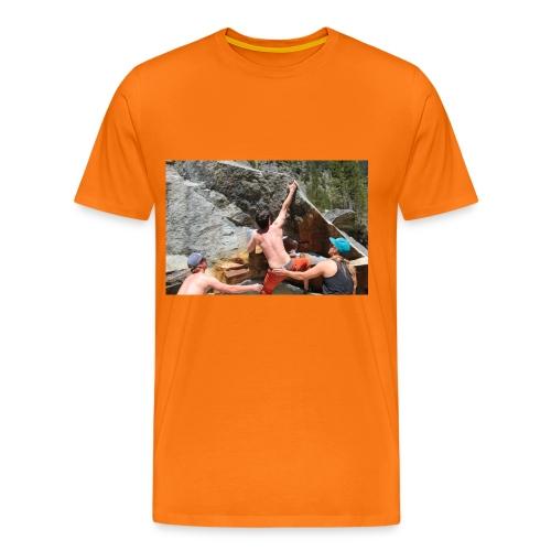 Klettern - Männer Premium T-Shirt
