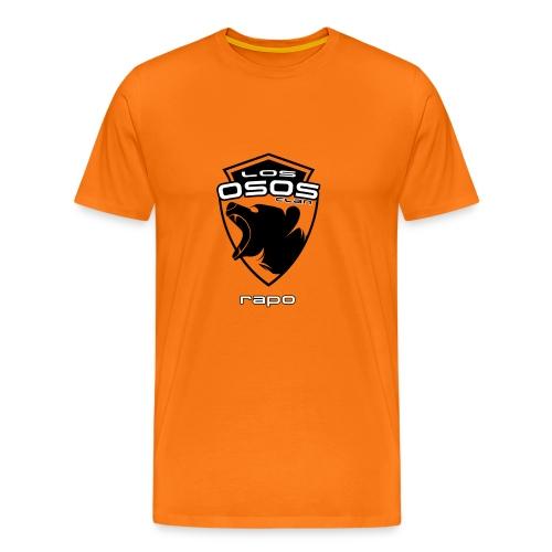 Logo OSOS para Rapo - Camiseta premium hombre