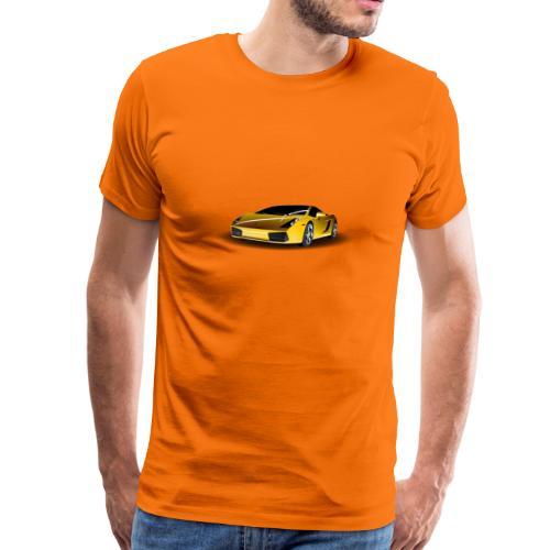 Auto - Männer Premium T-Shirt