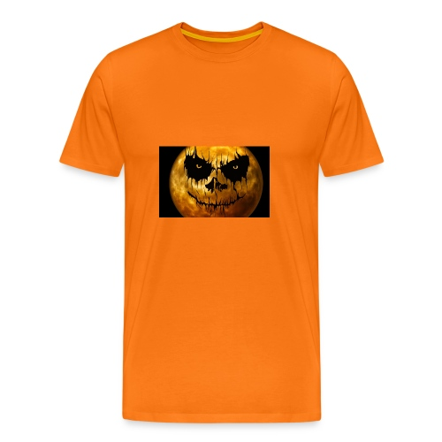Halloween Mond Shadow Gamer Limited Edition - Männer Premium T-Shirt