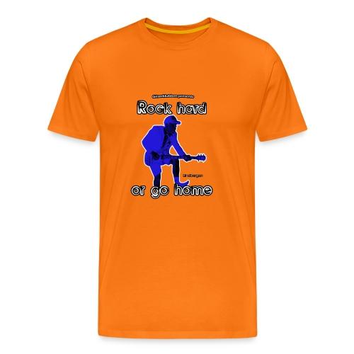 Lindbergan - Premium-T-shirt herr