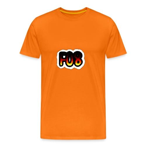 yt logo stor - Premium T-skjorte for menn