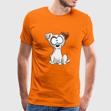 Jestem Jack Russell Terrier - Koszulka męska Premium