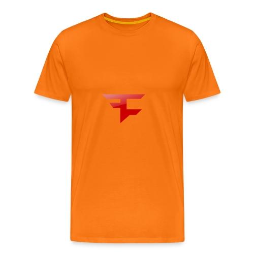 FaZe - Premium T-skjorte for menn