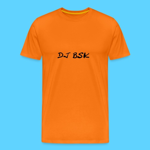Collection DJ BSK - T-shirt Premium Homme