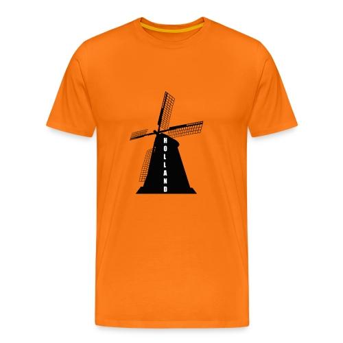 windmuehle Holland - Männer Premium T-Shirt