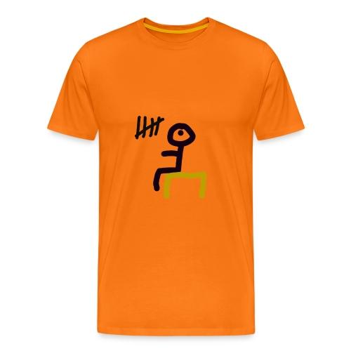 Men in Prison - Männer Premium T-Shirt