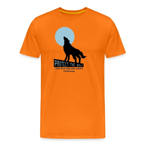loupteeshhirt3 - T-shirt Premium Homme