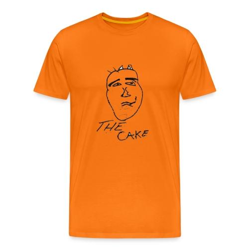The Cake - Men's Premium T-Shirt