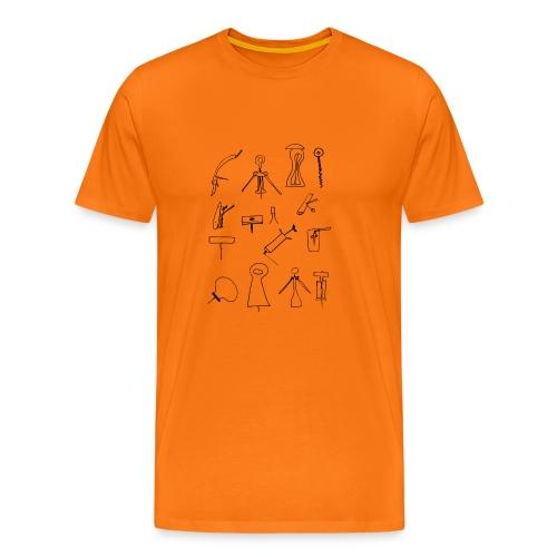 abridores - Camiseta premium hombre
