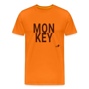 MON KEY - Men's Premium T-Shirt