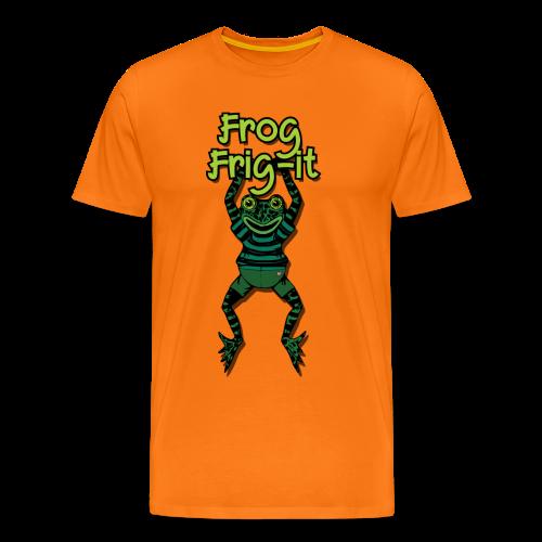 Frog Frig-it - Men's Premium T-Shirt