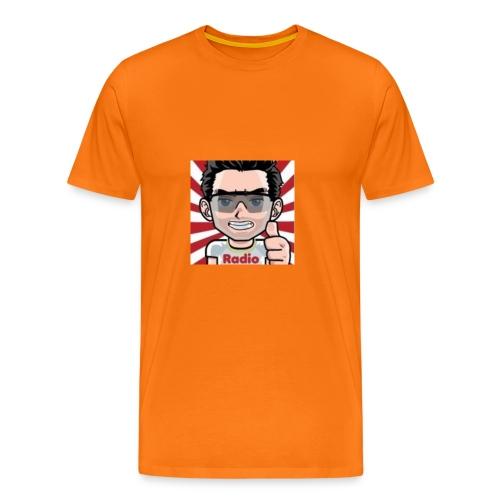 RadioLive - T-shirt Premium Homme
