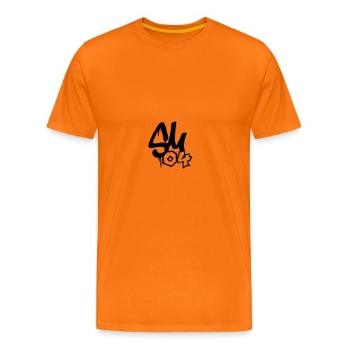 simmes logga - Premium-T-shirt herr