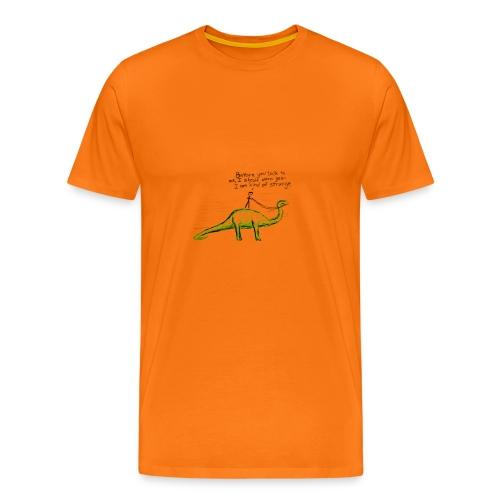 Roooooaaaawr - Männer Premium T-Shirt