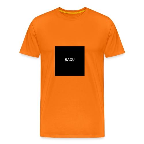 BADU - Maglietta Premium da uomo