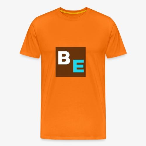 LOGO KURZ NEW1 - Männer Premium T-Shirt