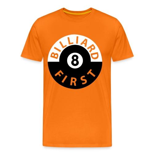 T-Shirt Billiard First - Männer Premium T-Shirt