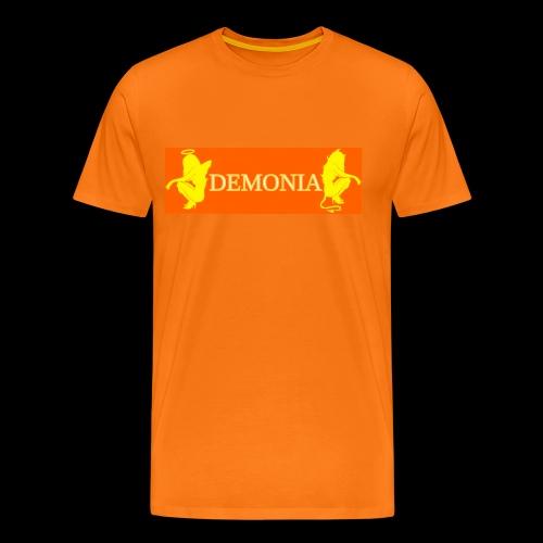 orange Demonia - T-shirt Premium Homme