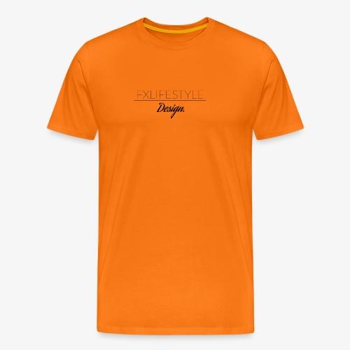 fxlifestyle design - Men's Premium T-Shirt