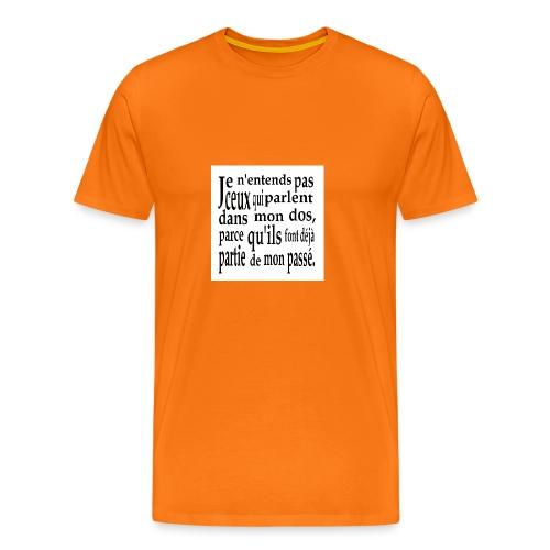 Cadeau amusant pour faux-ami - T-shirt Premium Homme