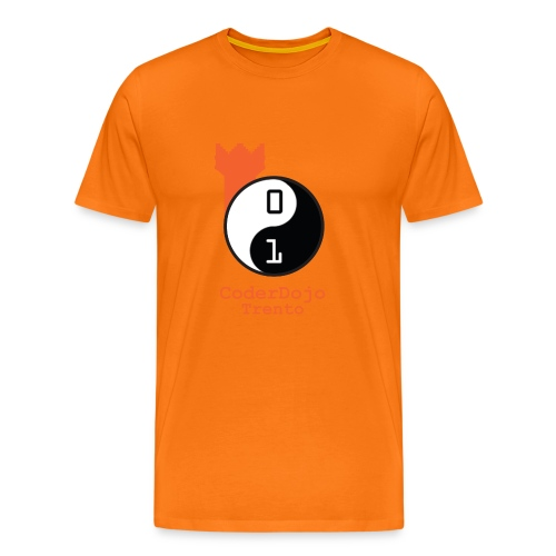 logo-coderdojo-hi-res - Maglietta Premium da uomo