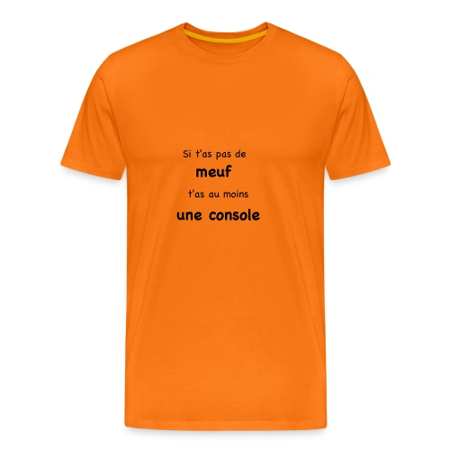 pas de meuf - T-shirt Premium Homme