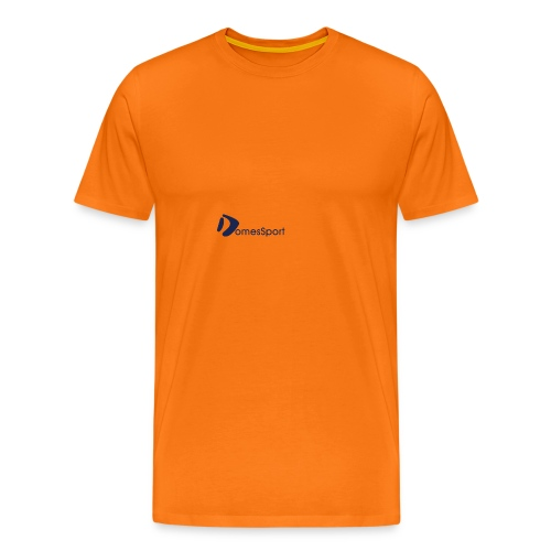 Logo DomesSport Blue noBg - Männer Premium T-Shirt