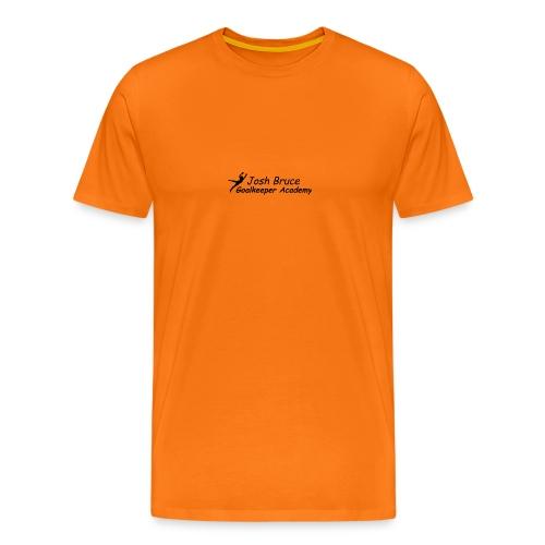 Josh Bruce Goalkeeper Academy - Men's Premium T-Shirt