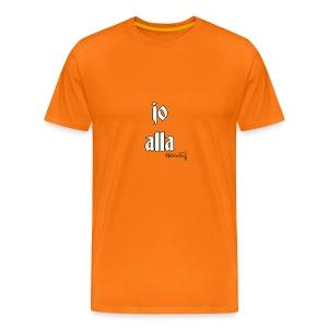 jo alla - Männer Premium T-Shirt