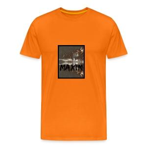 MAXIM Melodram - Männer Premium T-Shirt
