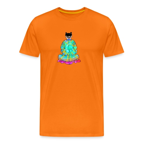 Qigong exercise for pain in the legs - Camiseta premium hombre