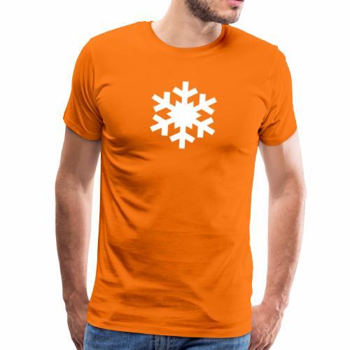 Flocon - T-shirt Premium Homme