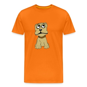Dog - Mannen Premium T-shirt