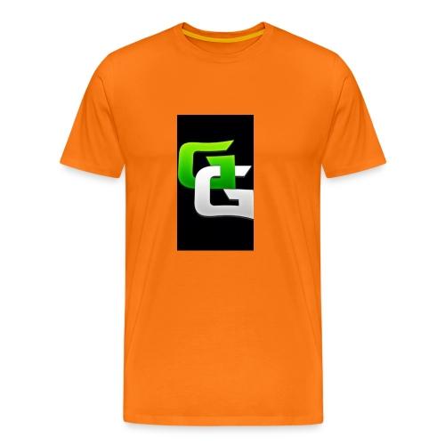 GG Pulver - Männer Premium T-Shirt