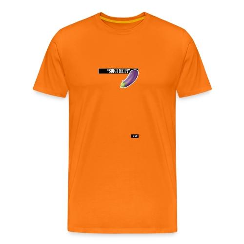 zuig_me_pie - Mannen Premium T-shirt