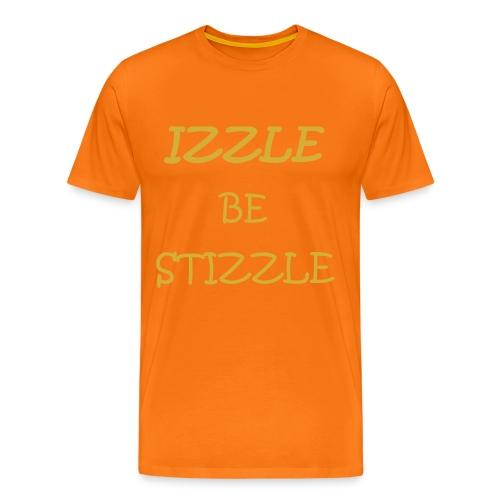 izzlebestizzle - Männer Premium T-Shirt