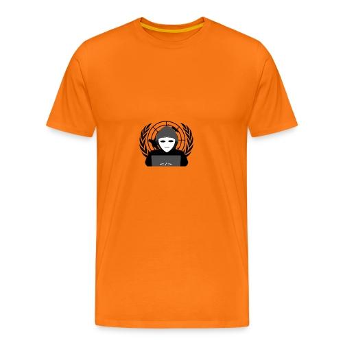 Anonymous - Männer Premium T-Shirt