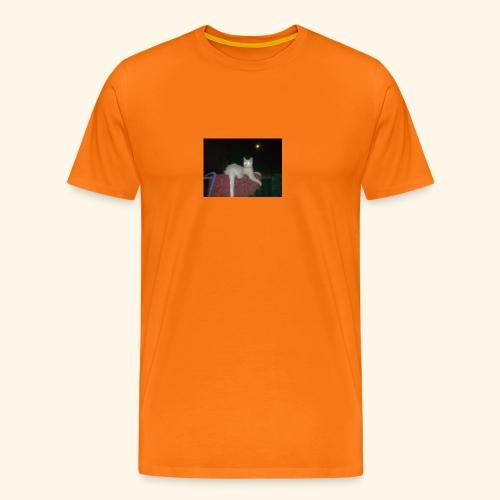 SPECIAL EDITION Demon Cat DESIGN - Men's Premium T-Shirt