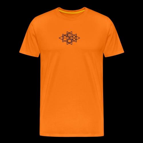 FEDOX LOGO - Maglietta Premium da uomo